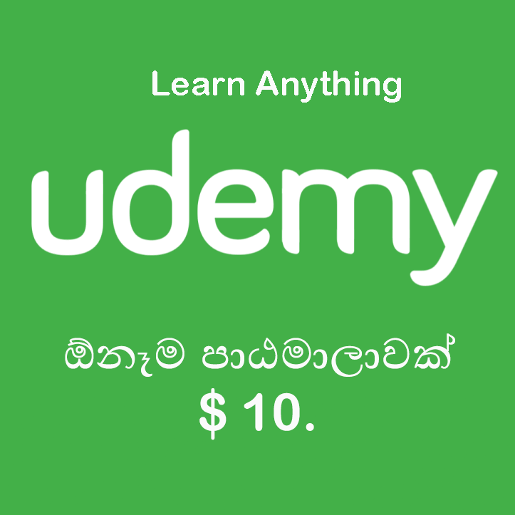 Ending Soon: Get Any Udemy Course for $10