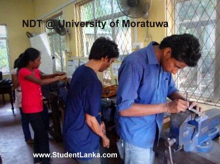 NDT University Moratuwa