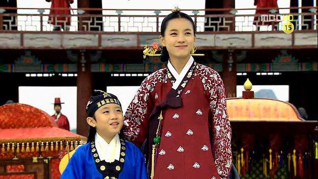 abheetha diyaniya cast han hyo joo as dong yi choi
