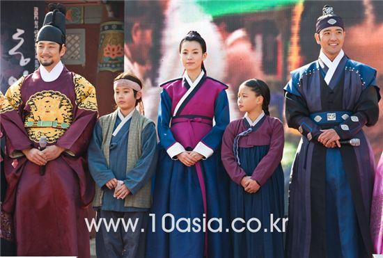 Jewel in the Crown Dong Yi Cast