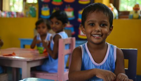 Probation and Child Care Sri Lanka